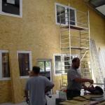 Innenausbau Wand