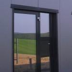 Türanlage Fenster