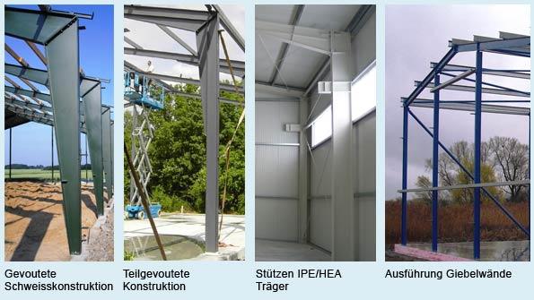 Die Stahlbinder